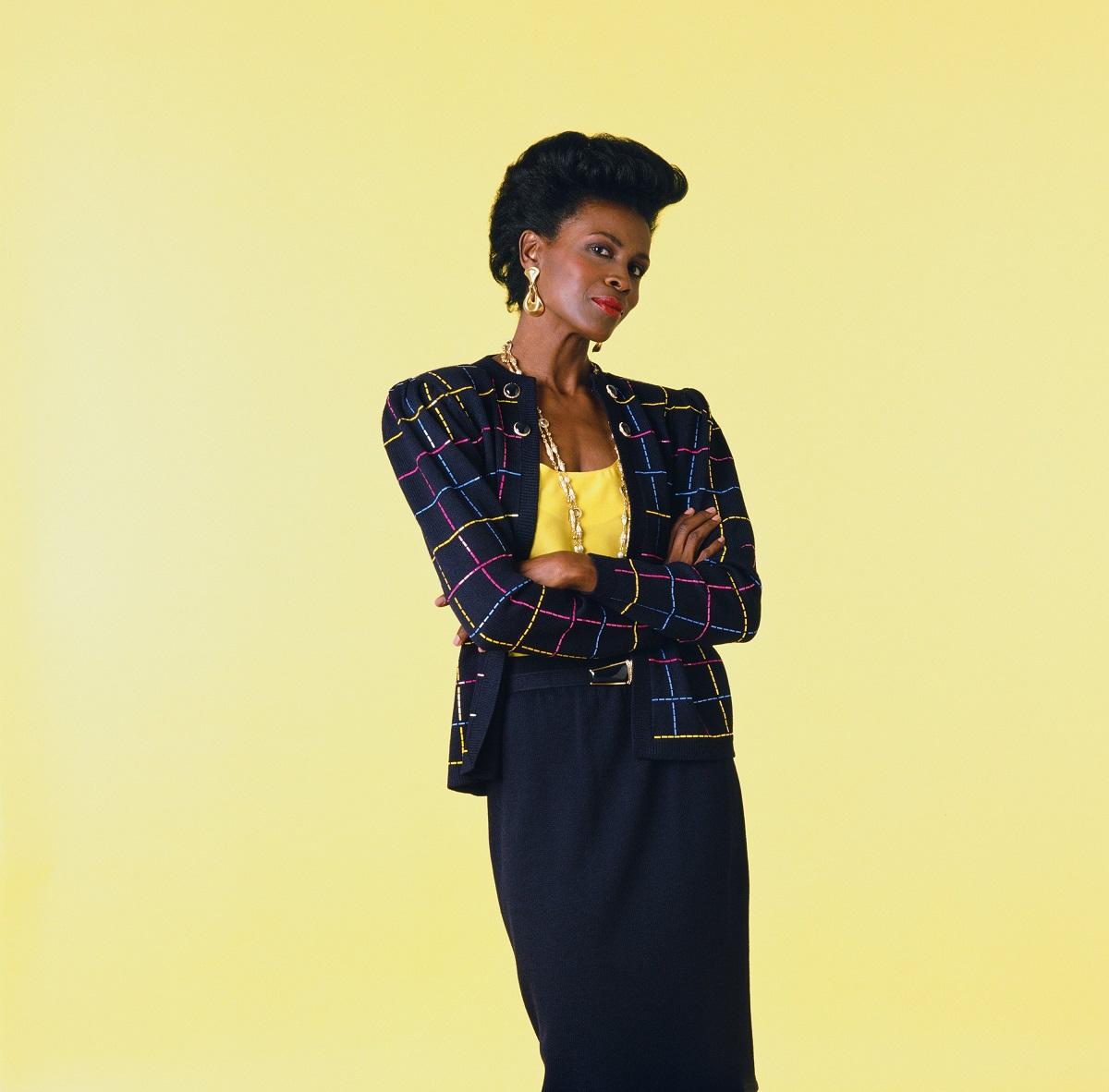 Janet Hubert as Vivian Banks