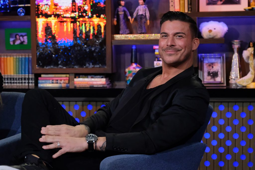 Jax Taylor appears on 'Watch What Happens Live With Andy Cohen'