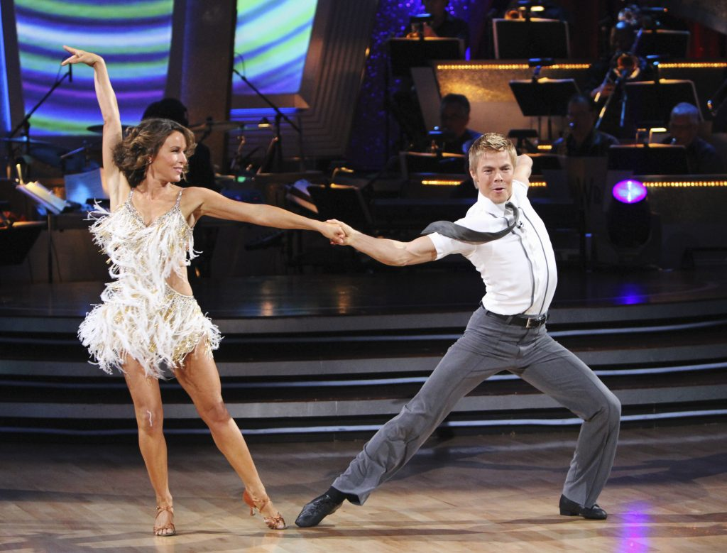 Jennifer Grey and Derek Hough of 'Dancing with the Stars'