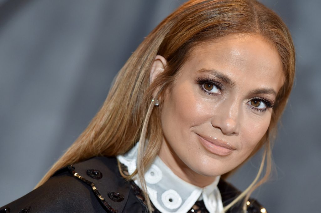 Jennifer Lopez attends the photo call for STX Films' 'Second Act' at Four Seasons Hotel Los Angeles at Beverly Hills on December 09, 2018 in Los Angeles, California.