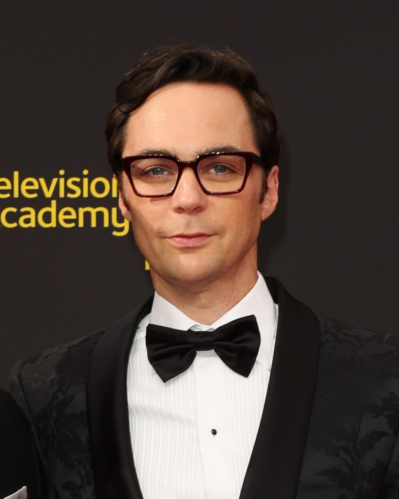 Jim Parsons attends the 2019 Creative Arts Emmy Awards