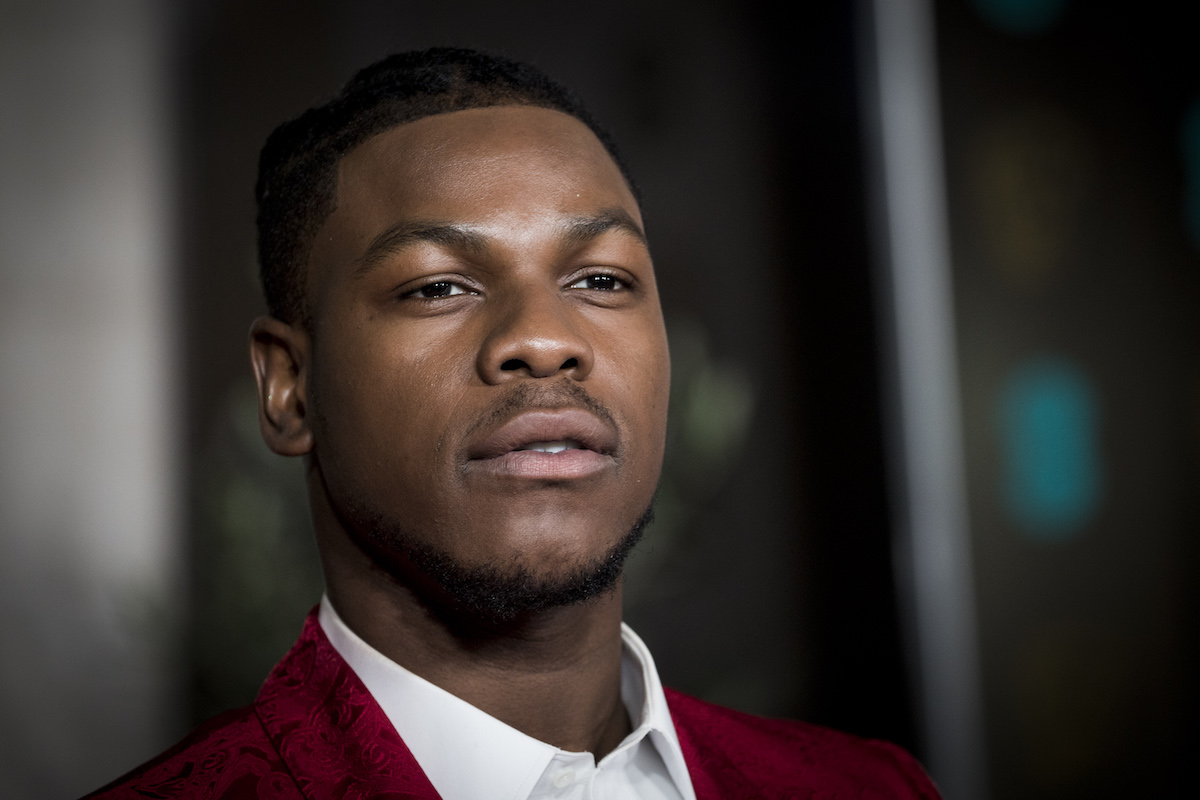 John Boyega at the EE British Academy Film Awards 2020 After Party