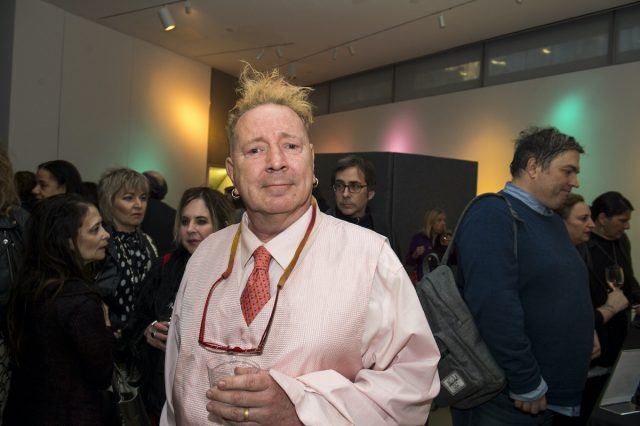 Like Matthew McConaughey, Johnny Rotten From The Sex Pistols Calls Out 'Left-Wing Ideas'