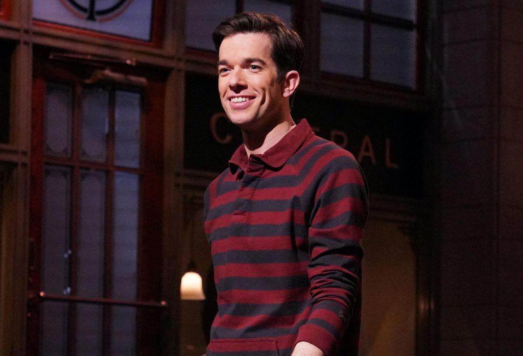 Host John Mulaney during Promos for 'Saturday Night Live' on Tuesday, February 26, 2019 | Rosalind O'Connor/NBC/NBCU Photo Bank