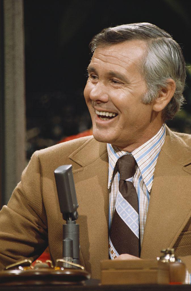 Johnny Carson on The Tonight Show Starring Johnny Carson