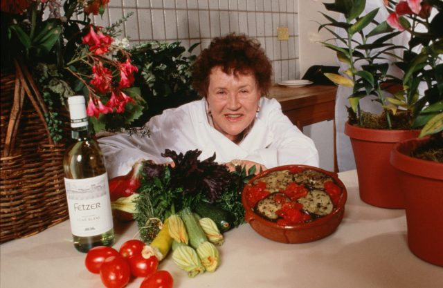 Did You Know That Julia Child Had a Preferred Mayo Brand?