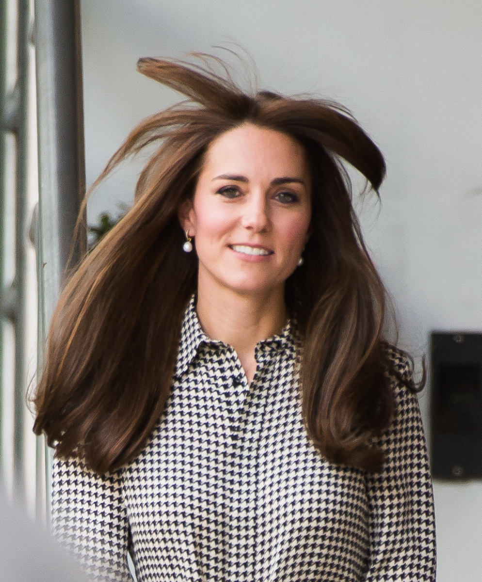 Kate Middleton's festive tartan outfit brought the Christmas joy