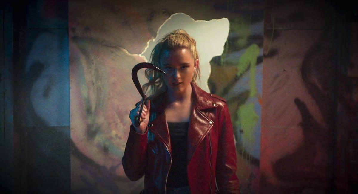 Kathryn Newton in 'Freaky'