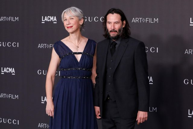 Keanu Reeves Once Spoke About the Joys of Dating Older Women