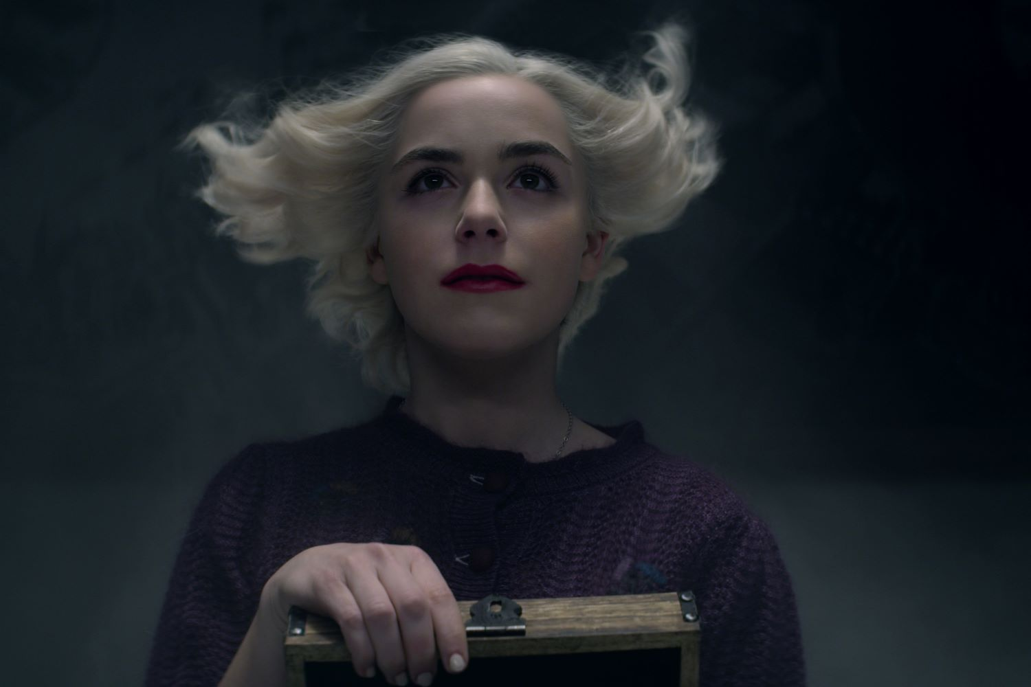 Kiernan Shipka on 'Chilling Adventures of Sabrina'