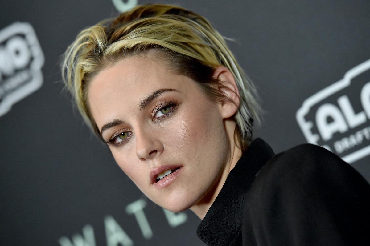 Kristen Stewart at an 'Underwater' fan screening