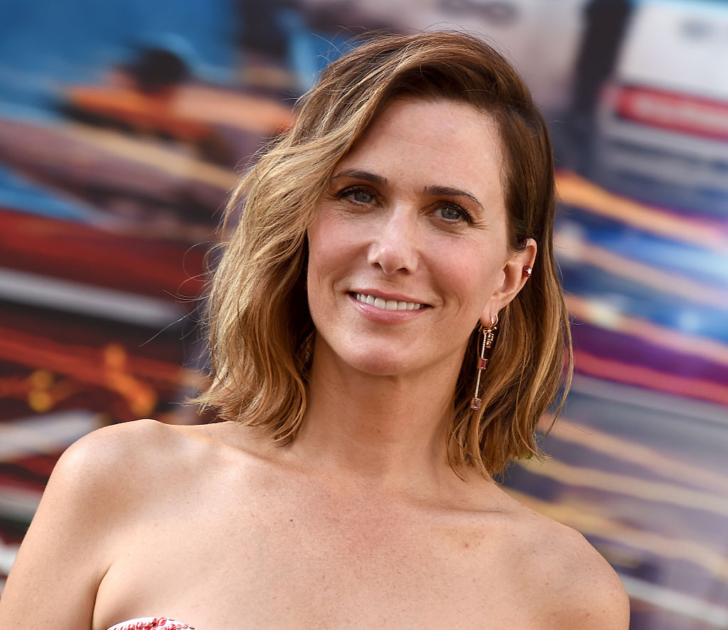 Kristen Wiig at the Ghostbusters premiere
