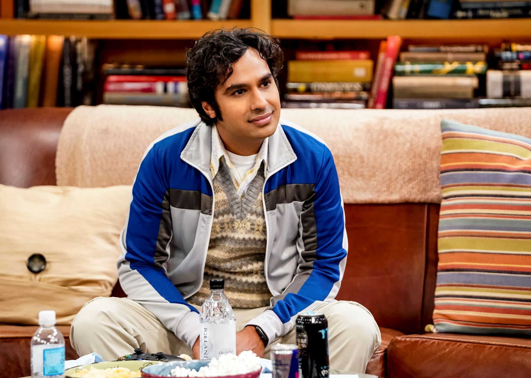 The Big Bang Theory': The Real Reason Raj Didn't Find Love in the Finale