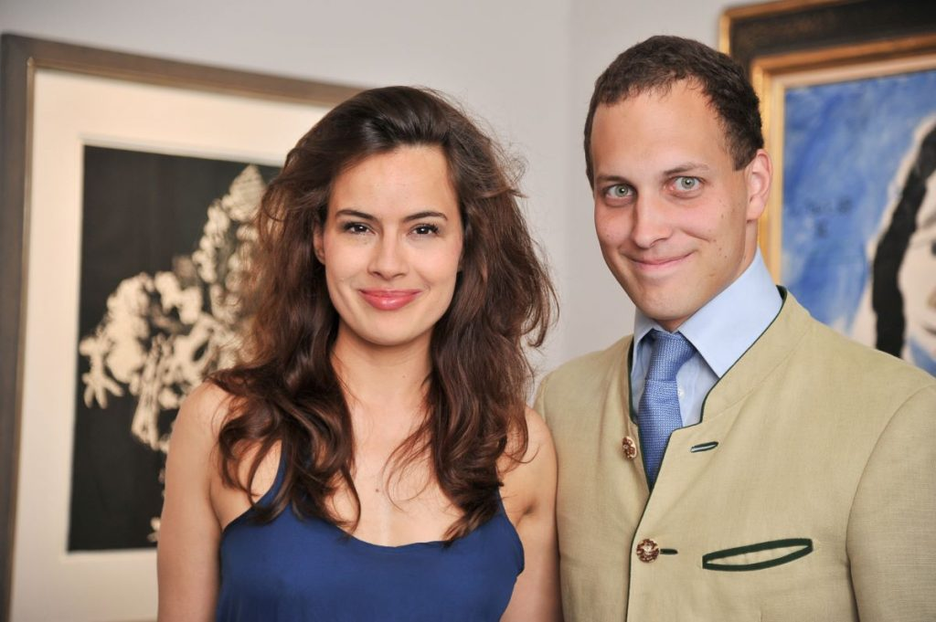 Lady Sophie Windsor and Lord Frederick Windsor