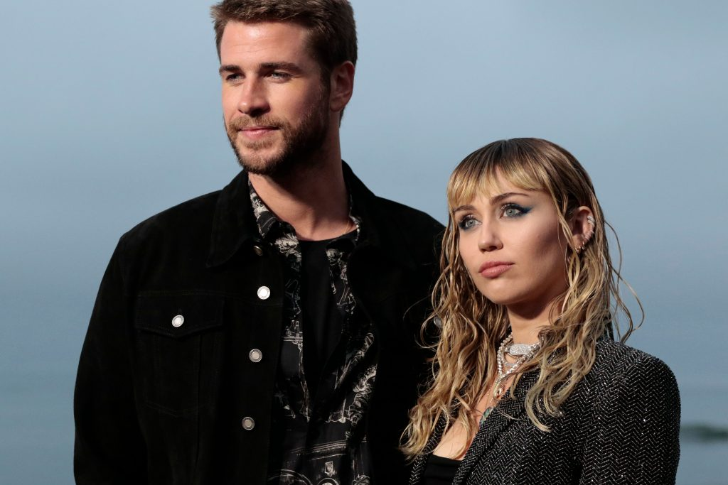 songs Liam Hemsworth and MIley Cyrus