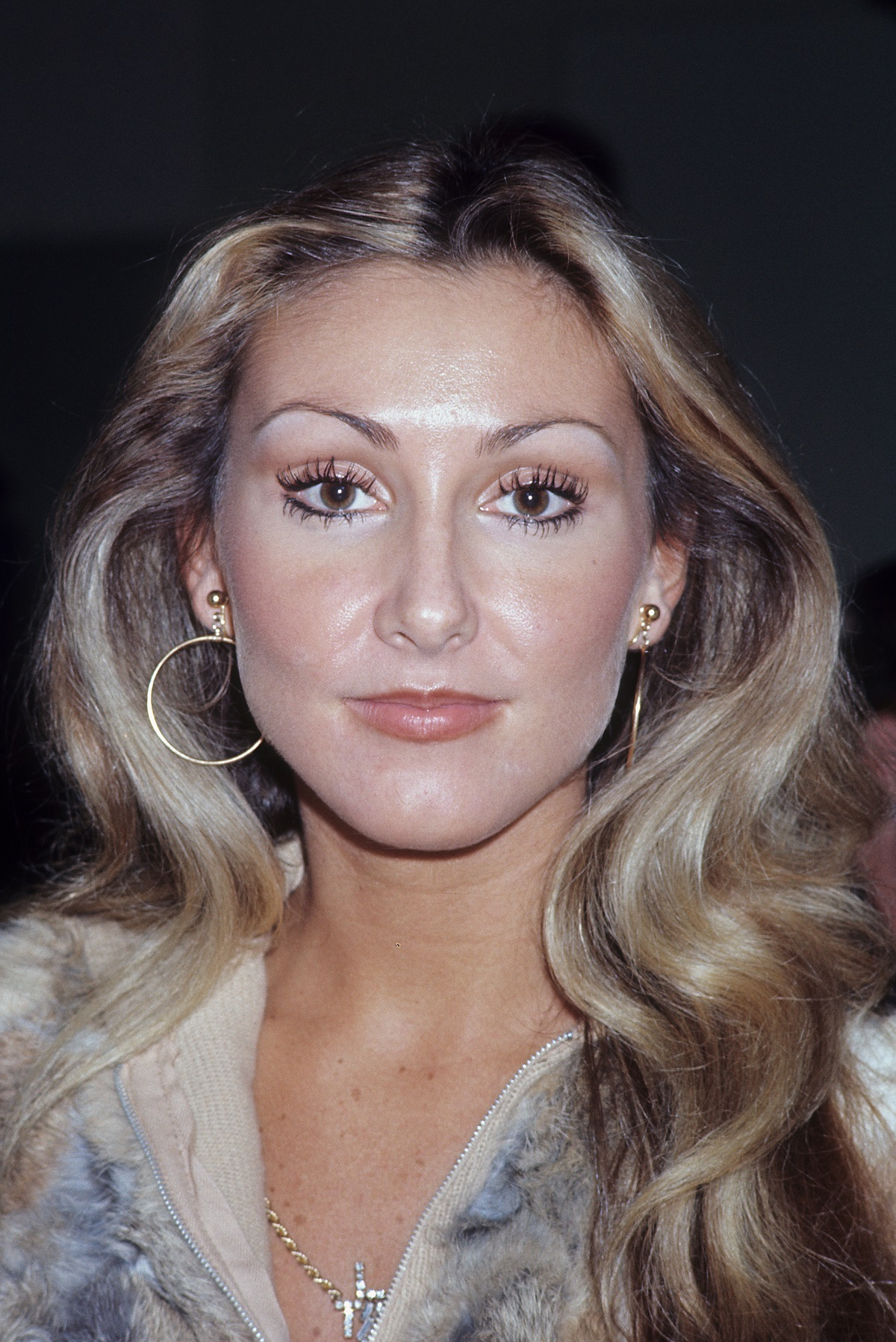 Linda Thompson in 1975
