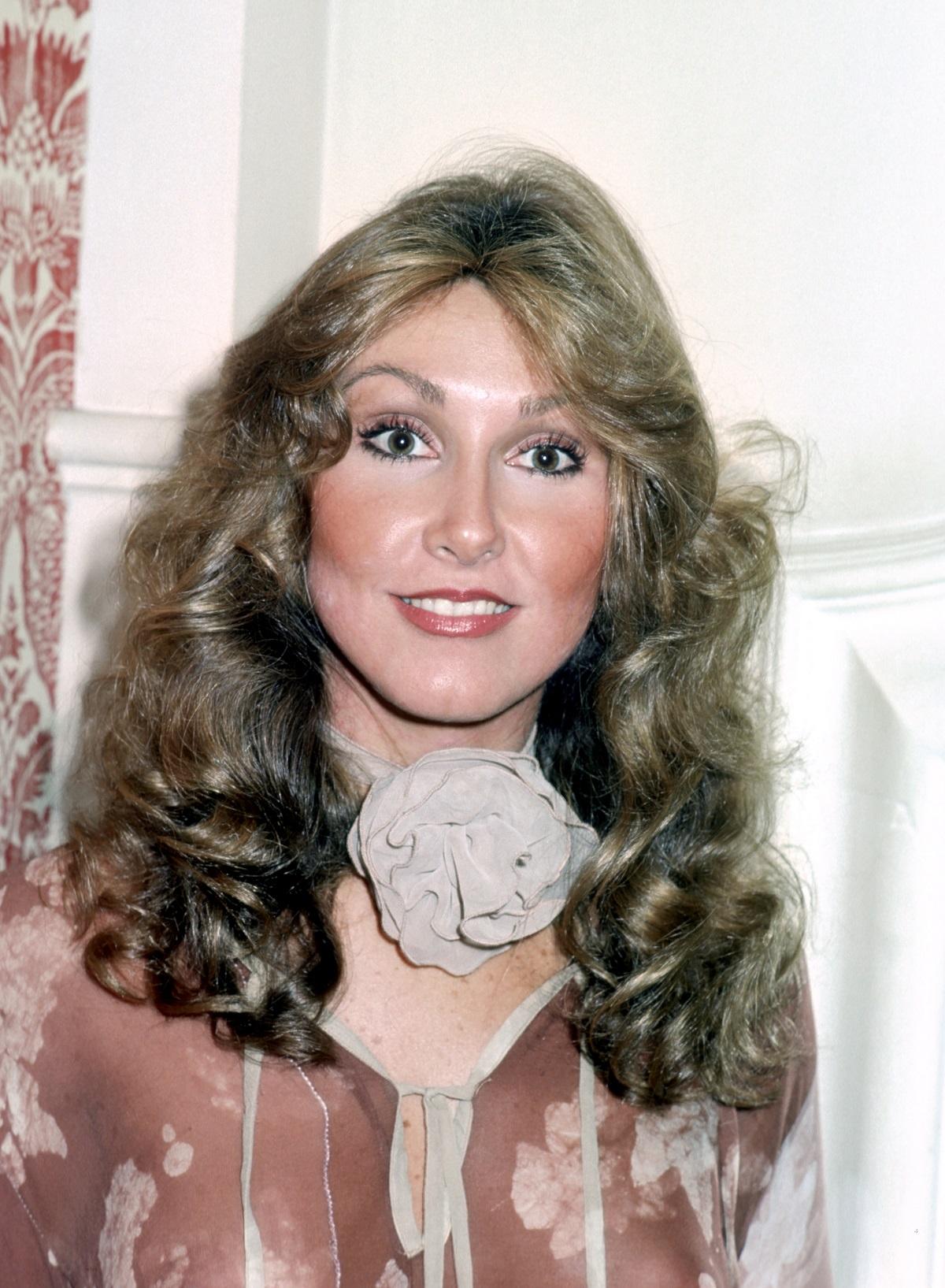 Linda Thompson in 1980