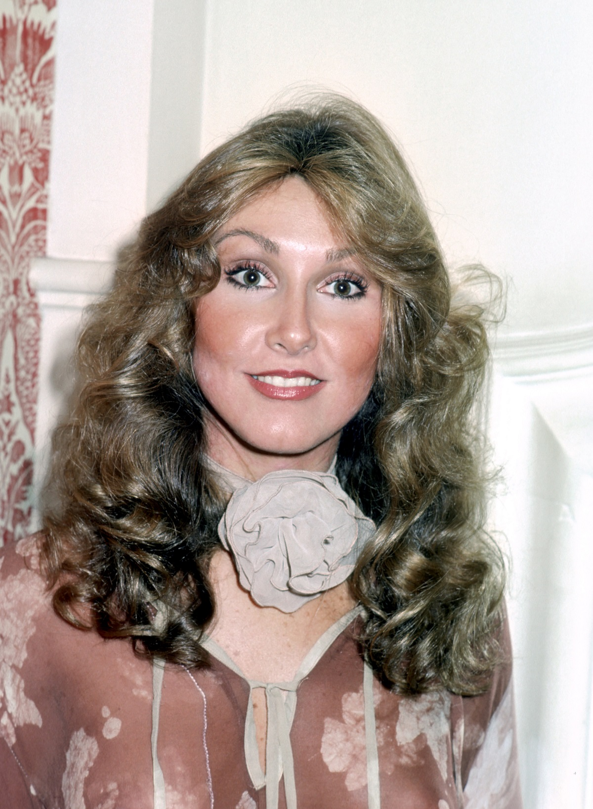 Linda Thompson in 1980