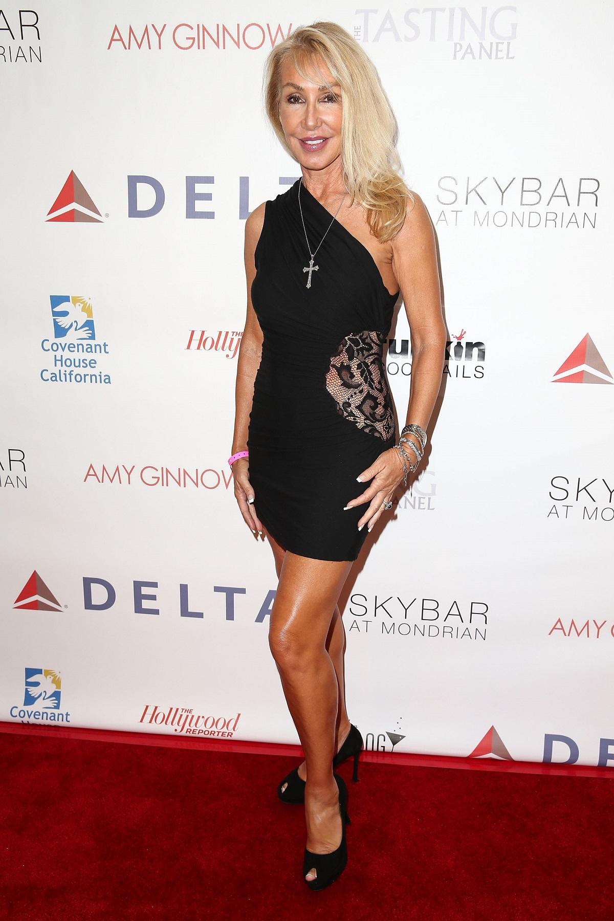 Linda Thompson in 2014