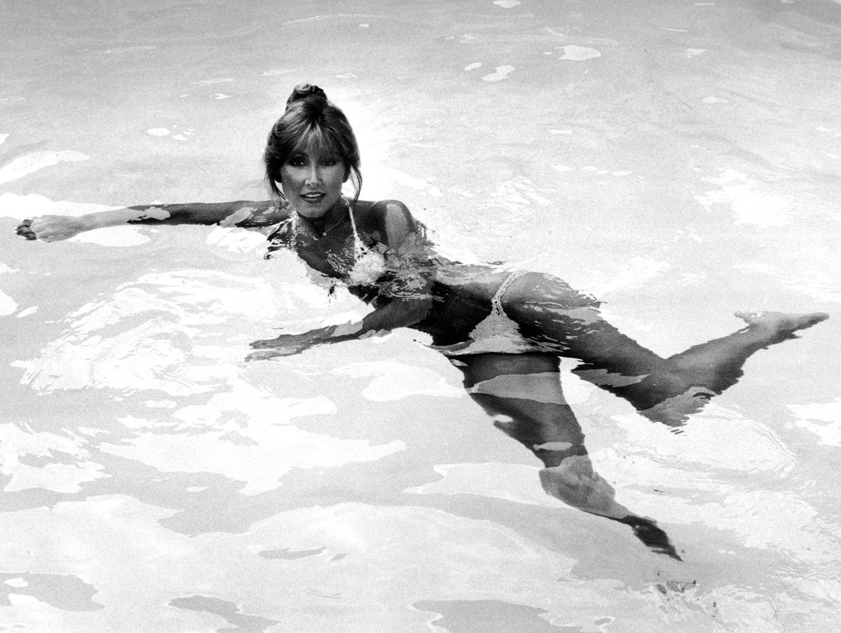 Linda Thompson in 1977