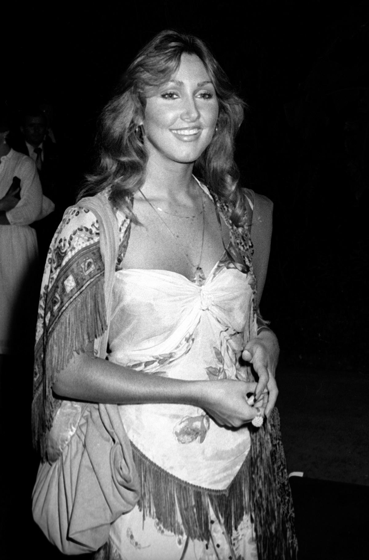 Linda Thompson in 1979