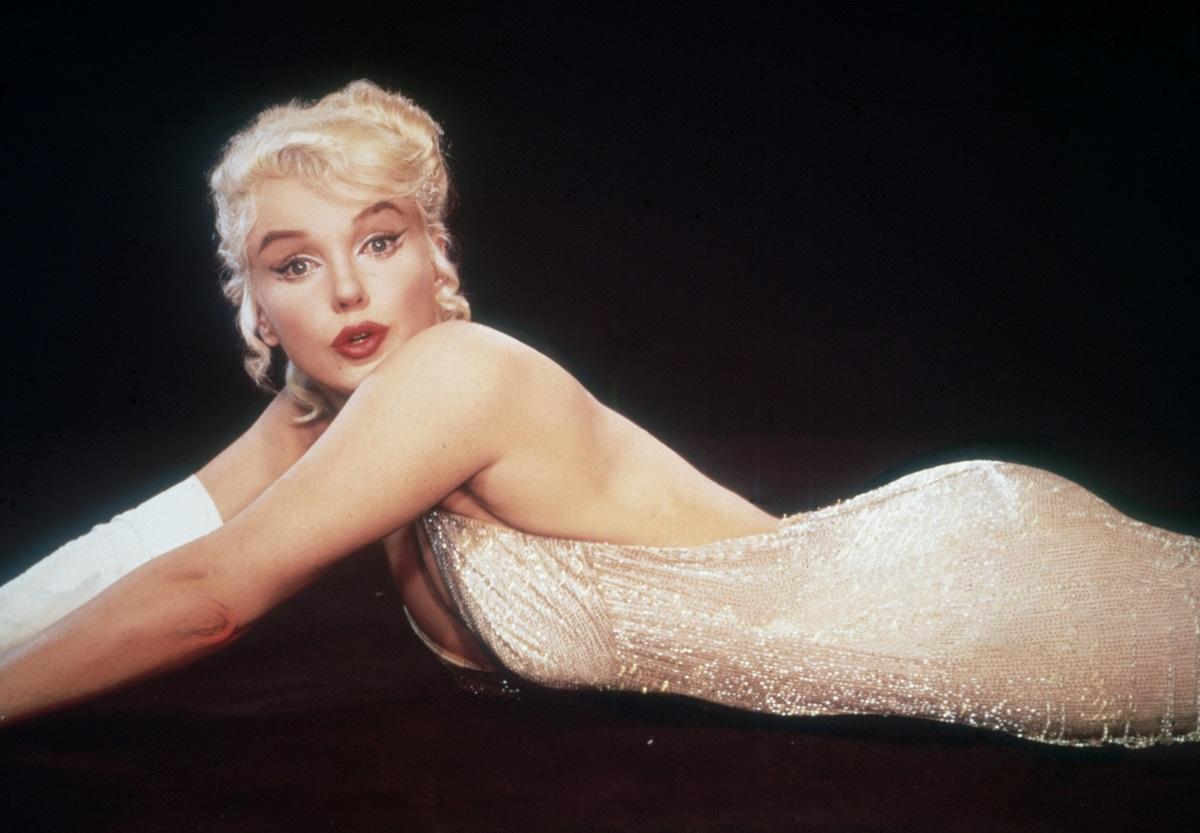 Marilyn Monroe in 'Let's Make Love'