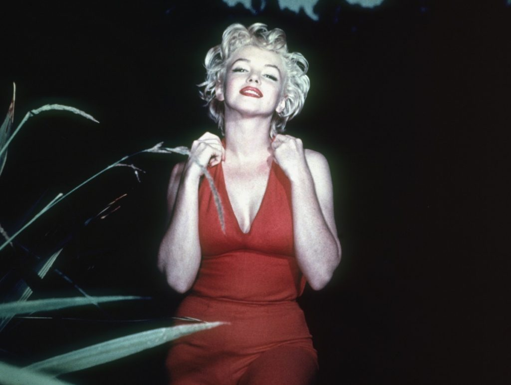 American film actress Marilyn Monroe | Baron/Hulton Archive/Getty Images
