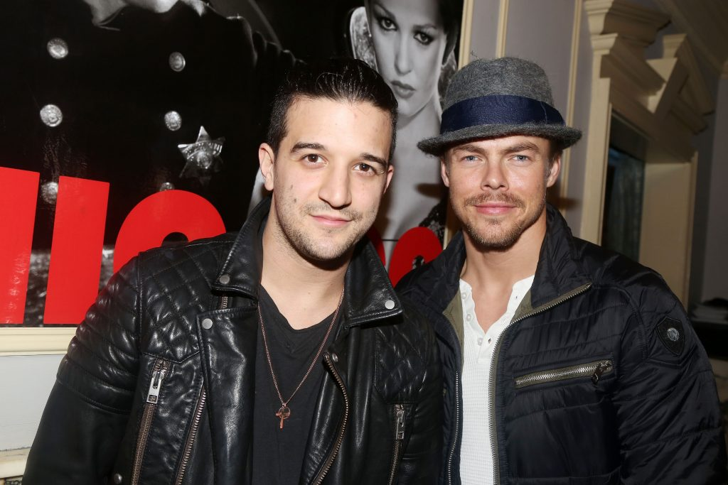 Mark Ballas and Derek Hough of 'Dancing With the Stars'