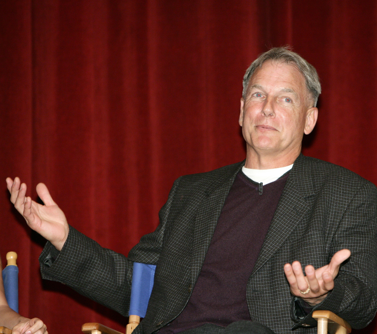 """Mark Harmon during CBS Paramount Network Television presents """"For Your Consideration"""" screening of NCIS in 2006"""