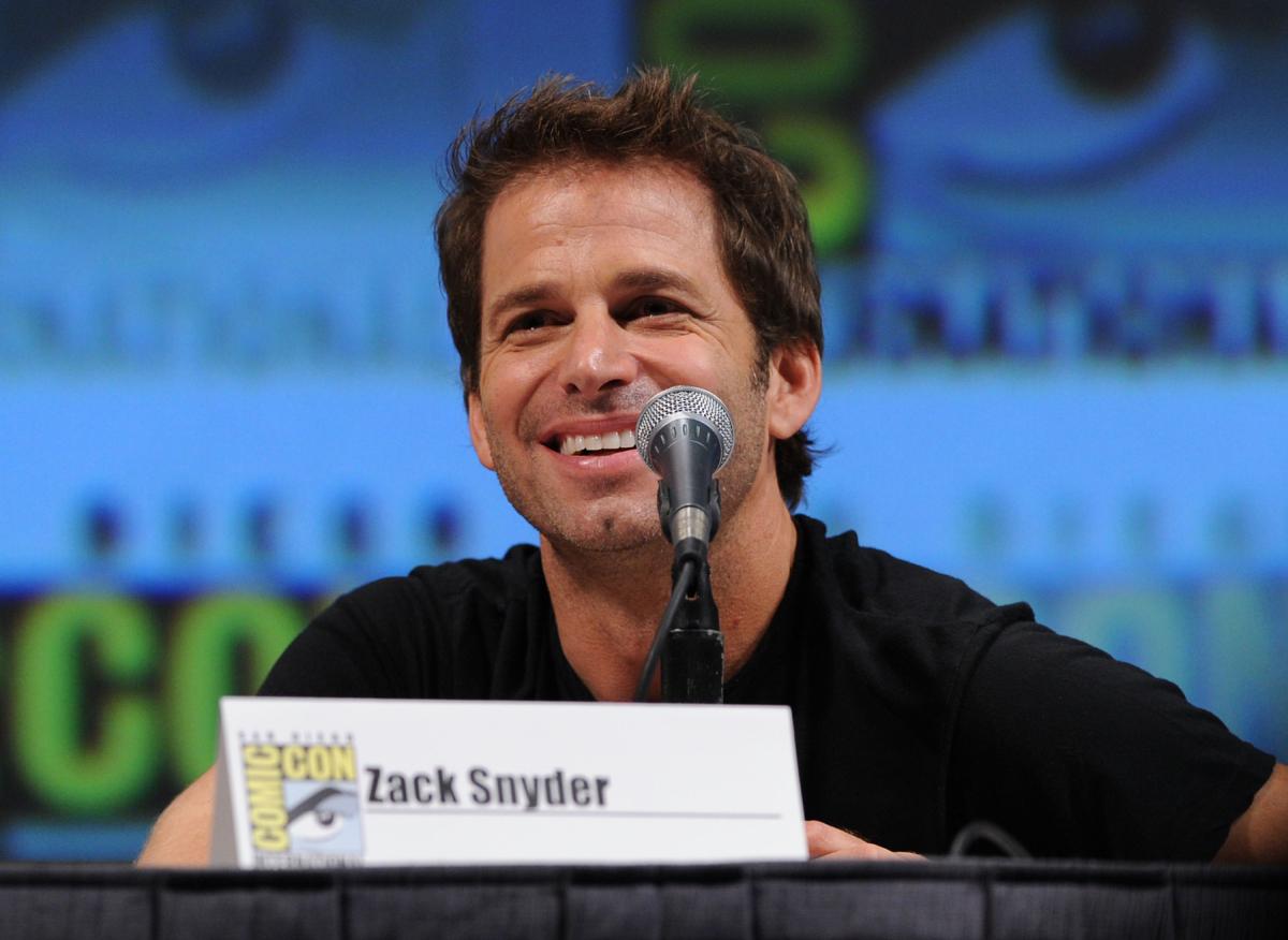 Marvel Zack Snyder