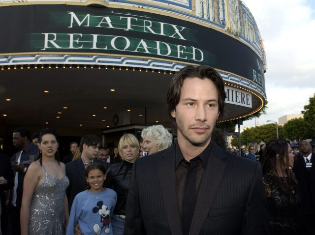 Keanu Reeves Was Always Clear About Why He Did the 'Matrix' Sequels but Not 'Speed 2'