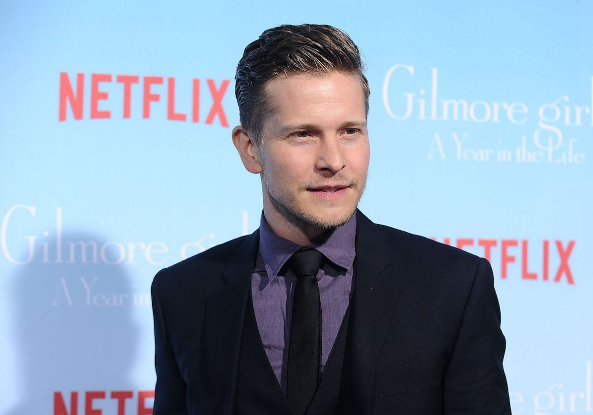 Matt Czuchry attends the premiere of 'Gilmore Girls: A Year in the Life' |