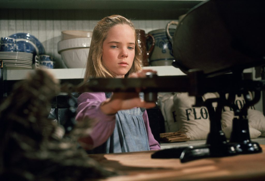 Melissa Sue Anderson of 'Little House on the Prairie'