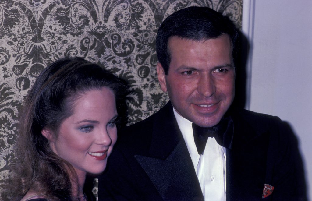 Melissa Sue Anderson of 'Little House on the Prairie' and Frank Sinatra Jr.