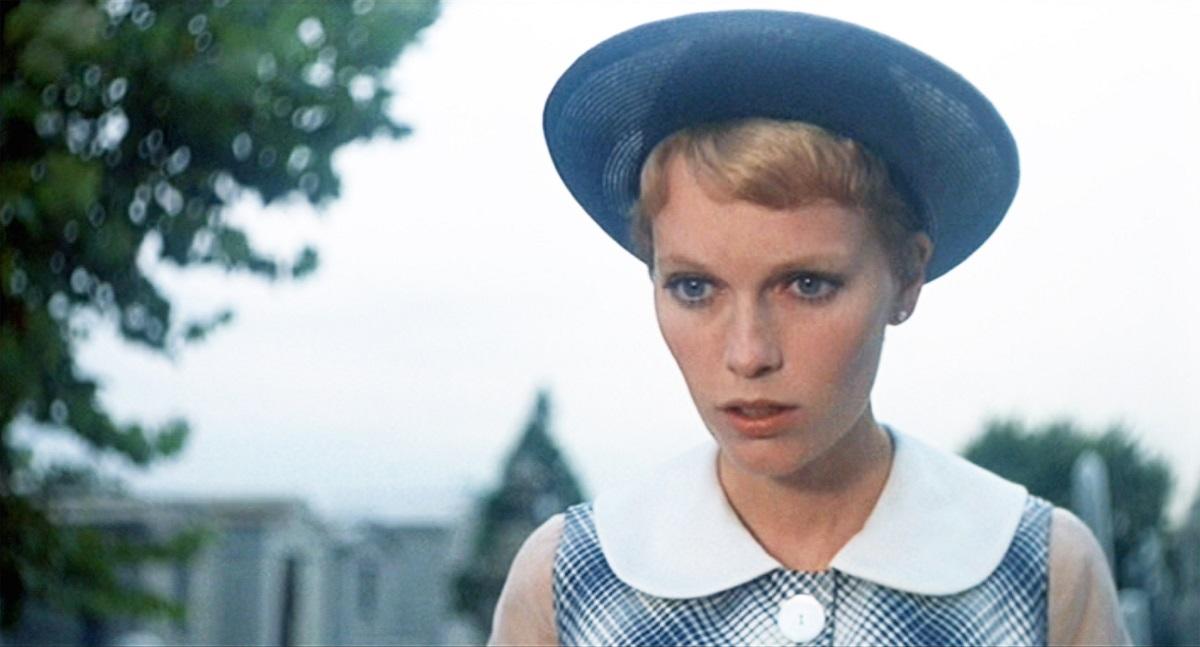 Mia Farrow in 'Rosemary's Baby'