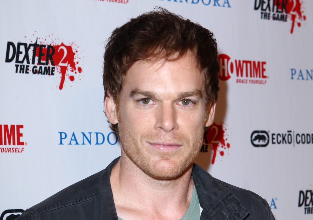 Michael C. Hall at an event
