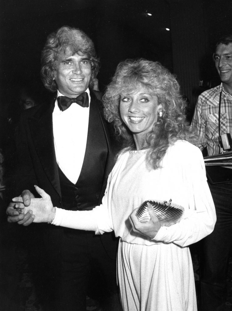 Michael Landon of 'Little House on the Prairie' and Cindy Clerico