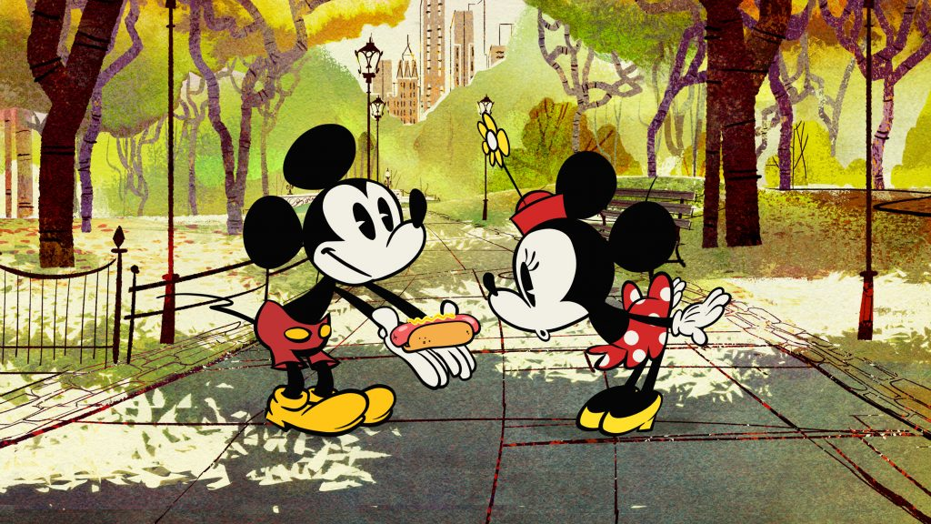 Disney Channel's 'Mickey Mouse Shorts'