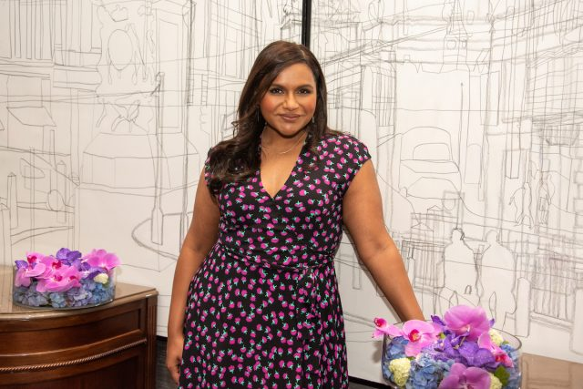 Mindy Kaling Just Reacted To Criticism of Her Kids' Names
