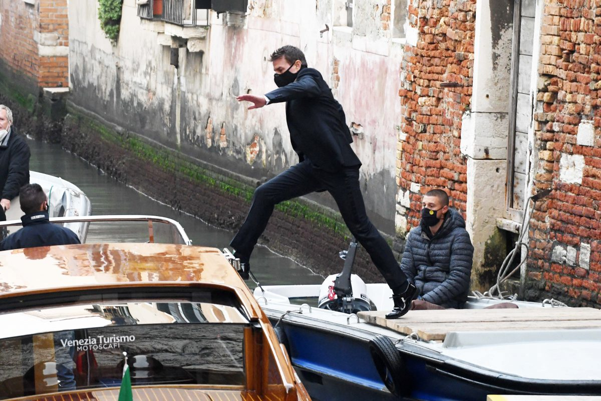 Mission: Impossilbe 7 - Tom Cruise