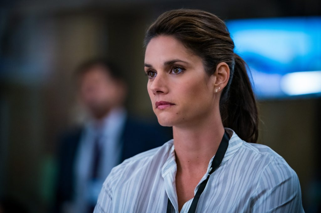 Missy Peregrym as Special Agent Maggie Bell | Mark Schafer/CBS via Getty Images