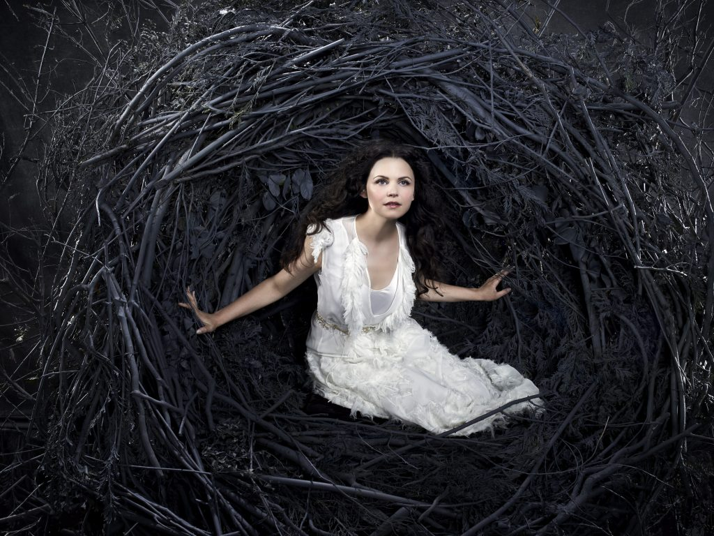 'Once Upon a Time' stars Ginnifer Goodwin as Snow White/Mary Margaret