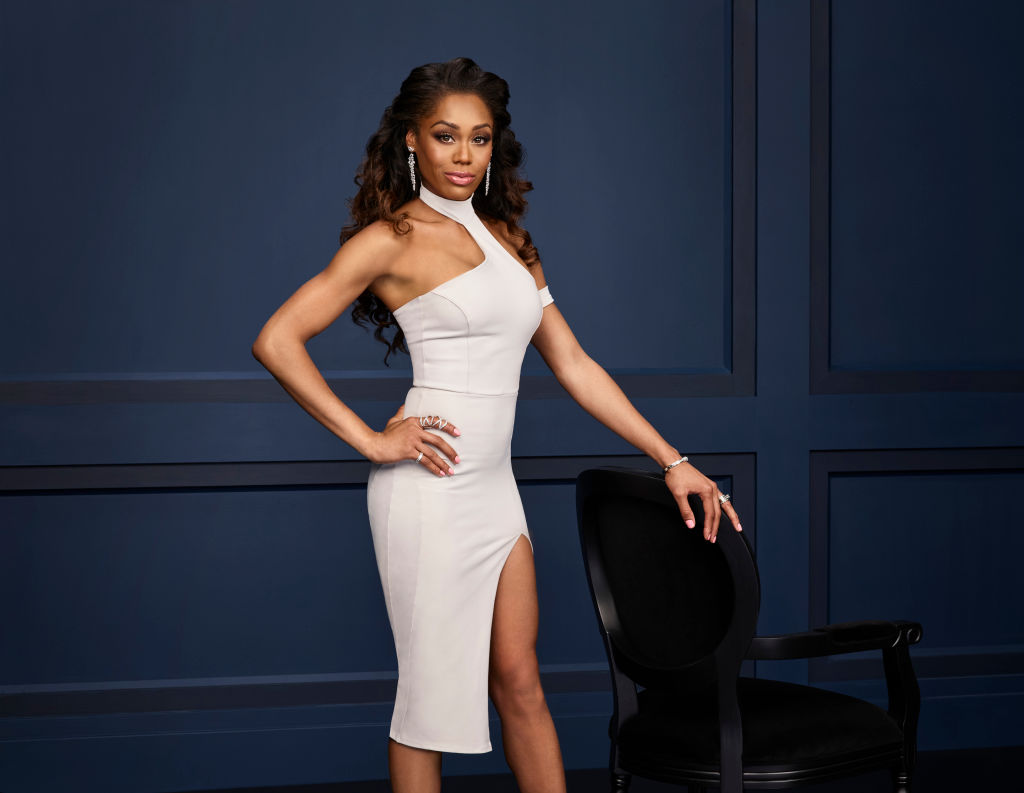 Monique Samuels for 'The Real Housewives of Potomac'