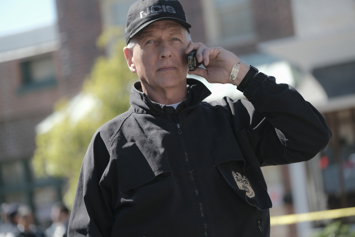 Mark Harmon as NCIS Special Agent Leroy Jethro Gibbs in March 2020