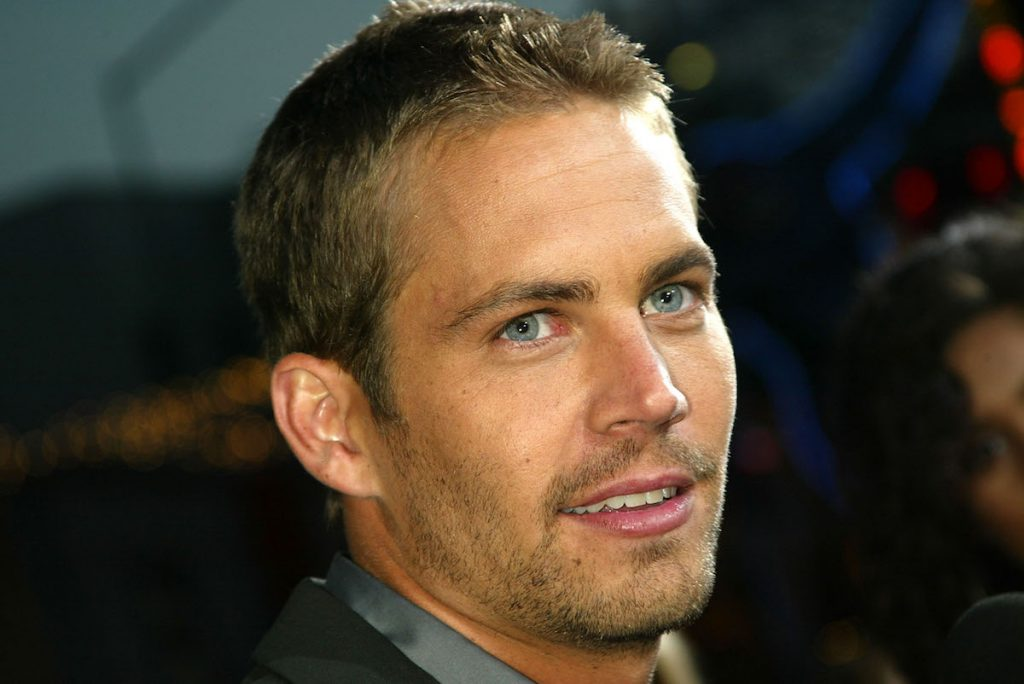 """Paul Walker arrives at the premiere of """"2 Fast 2 Furious"""" at the Universal Amphitheatre on June 3, 2003 in Los Angeles, California."""