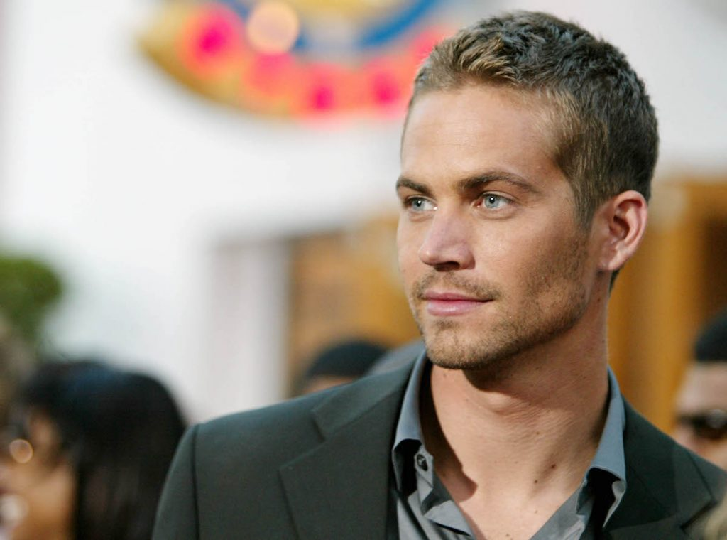 """Paul Walker during The World Premiere of """"2 Fast 2 Furious"""" at Universal Amphitheatre in Universal City, California"""