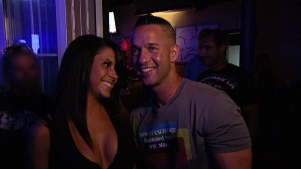 Paula Pickard and Mike 'The Situation' Sorrentino