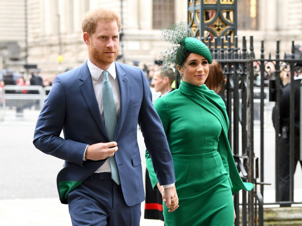 Prince Harry, Duke of Sussex and Meghan, Duchess of Sussex