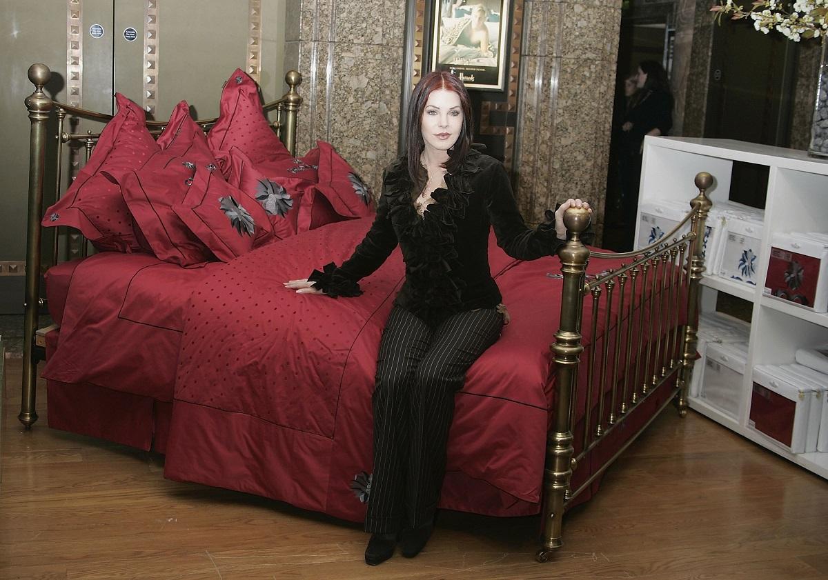 Priscilla Presley in 2006