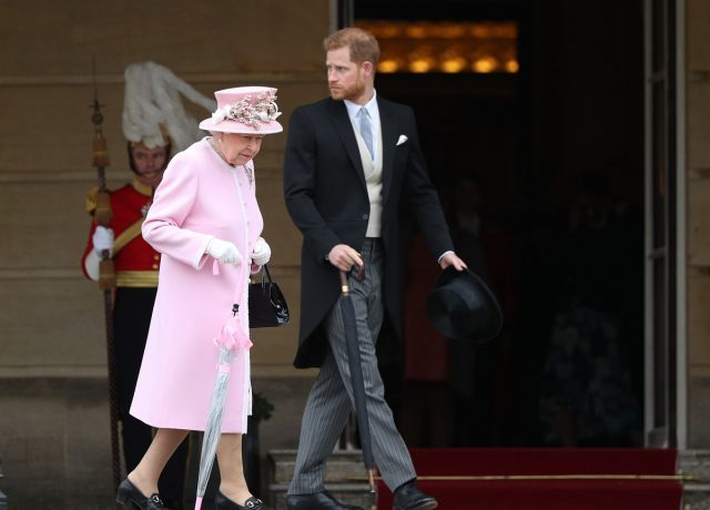 Prince Harry Blasted and Labeled as a 'Coward' for Trying to Avoid Reunion With Queen Elizabeth